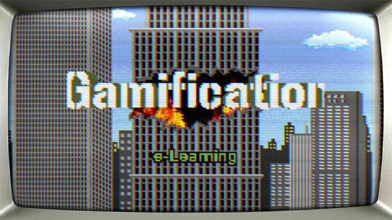 Gamification-Ansatz e-Learning Animation
