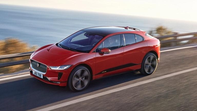 2019 Jaguar I-Pace Safest EV