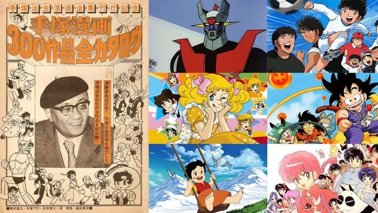 Historia del anime (V). Las series de los 70 y los 80