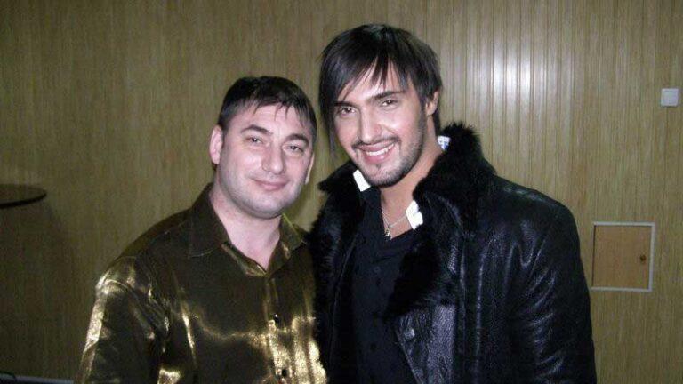 Константин Тетруев и Виталий Козловский