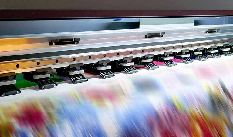 Wide Format Printer Maintenance