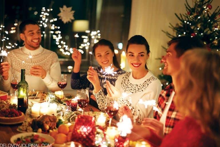 Как встречают Новый год разные народы
