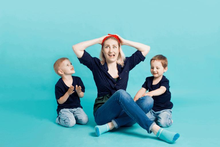 La vie d'une mère TDAH