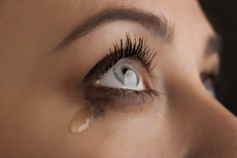 Avoir une bonne raison de pleurer ?