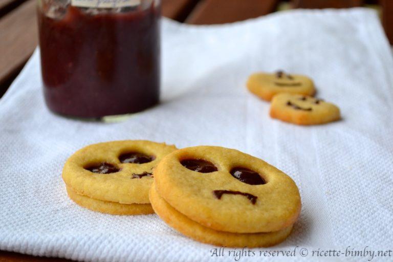 Occhi di bue di Halloween Bimby