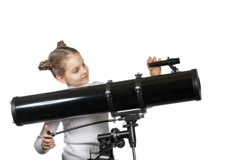 beginners guide to using a telescope