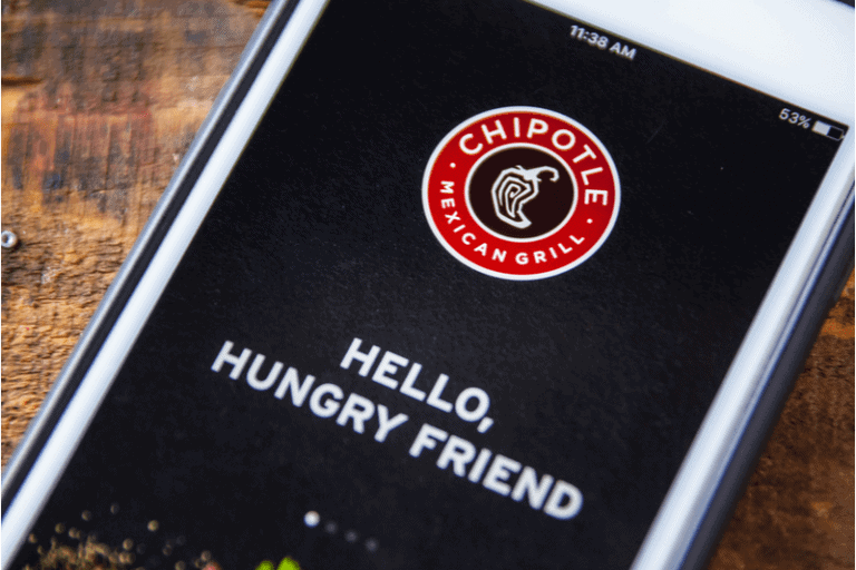 Chipotle To Open First All-Digital Restaurant as Takeout Industry Soars