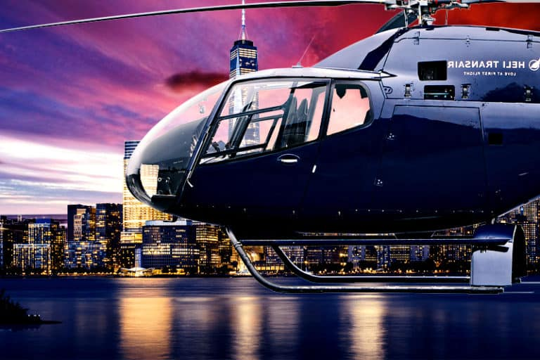 Best Places to Take a Helicopter Ride