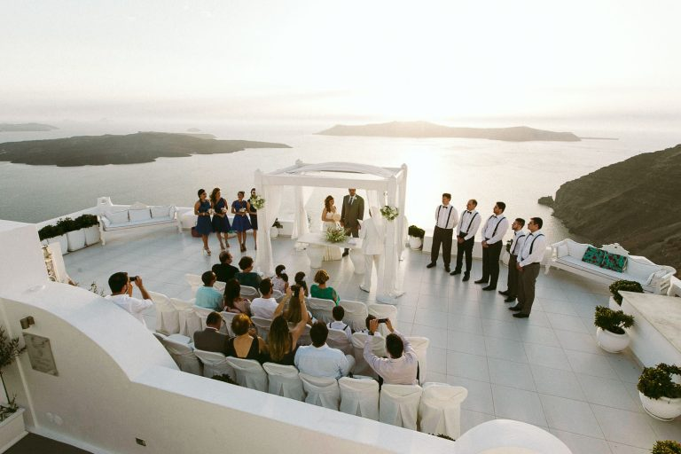 destination wedding santorini, casamento na grecia