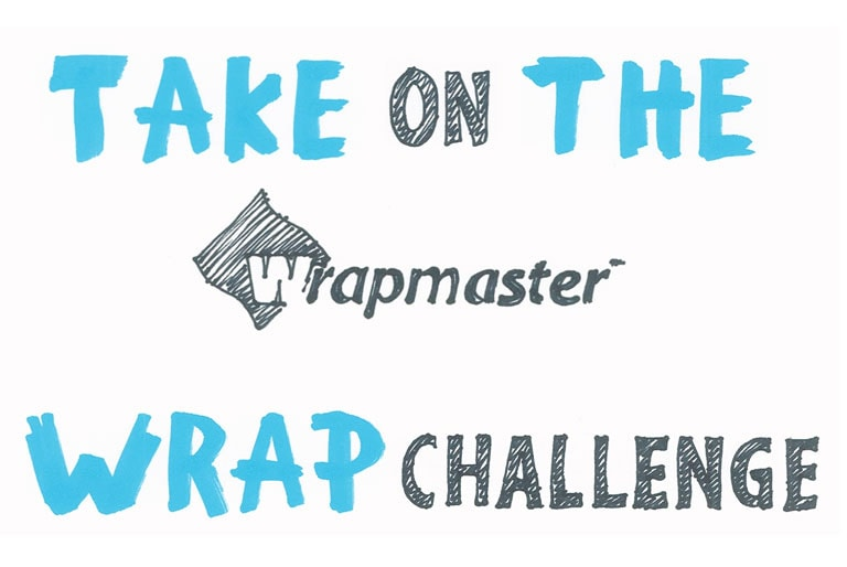 Wrapmaster Dispenser - Wrap Smart