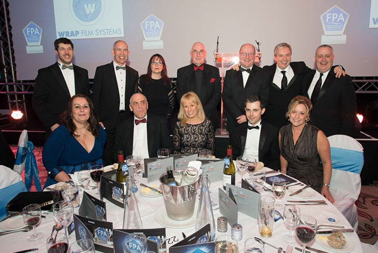 Cling Film Refills - Double award winners at FPA!