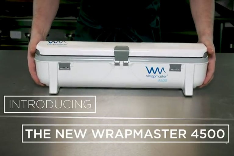 Catering Cling Film - Wrapmaster 4500