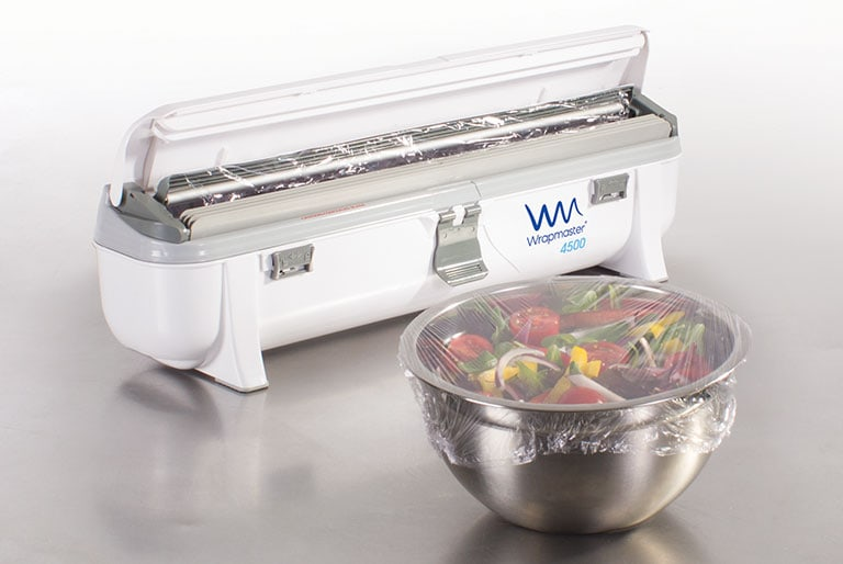 Catering Cling Film - The Future is Green for Wrapmaster at LACA (Stand L17)