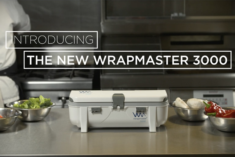 Catering Foil - Introducing the new Wrapmaster® 3000