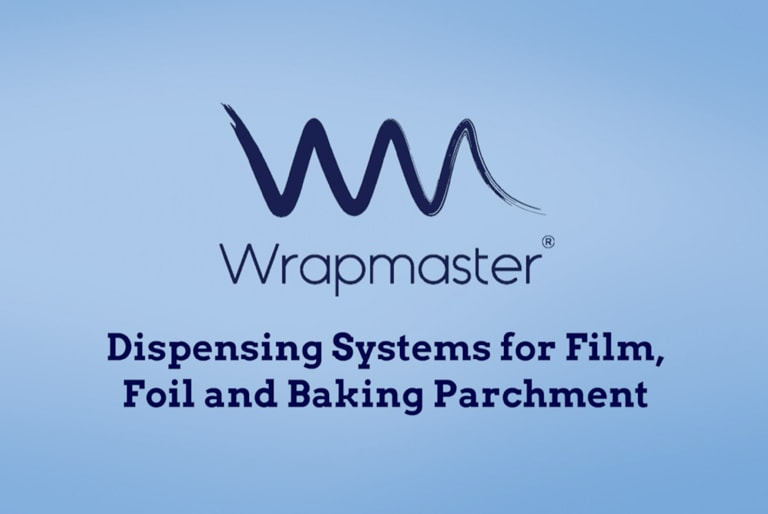 Kitchen Wrap Dispenser - We've Got it CoveredThe Wrapmaster® Range Video