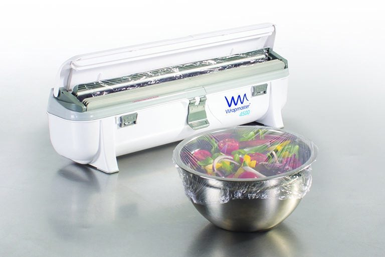 Catering Cling Film Dispenser - Wrapmaster-4500-Dispenser-Cling-Film