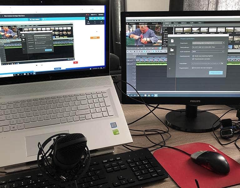 cursus videomontage