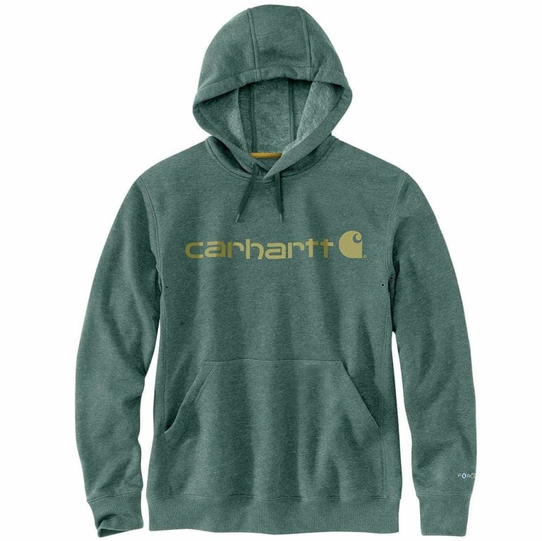 Carhartt  – Force® Delmont Graphic Full-Zip Hoodie