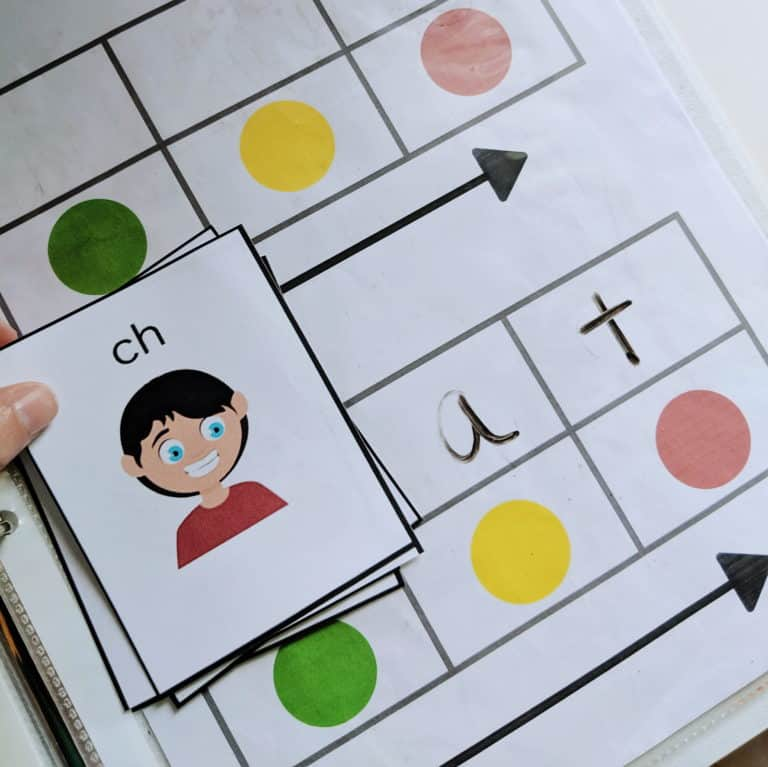 Multisensory Activities for H Brothers Digraphs