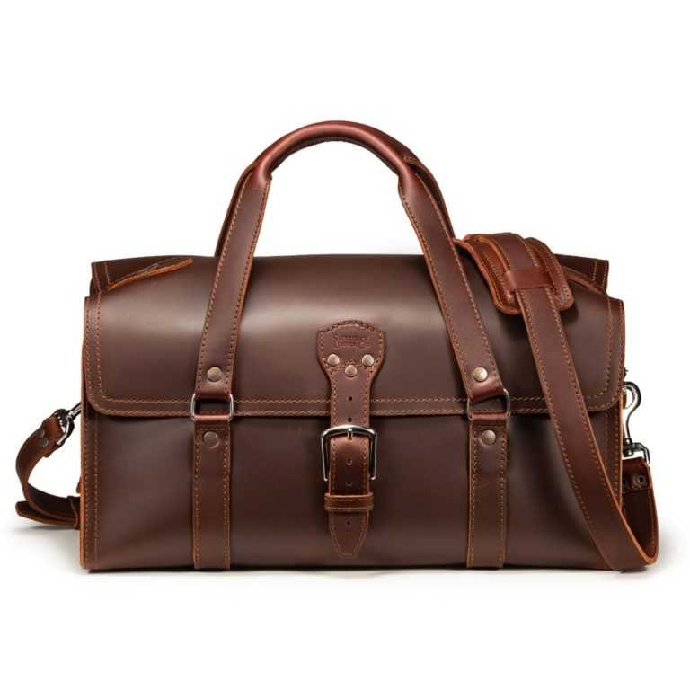 Saddleback Leather Co. – Three Strap Bag