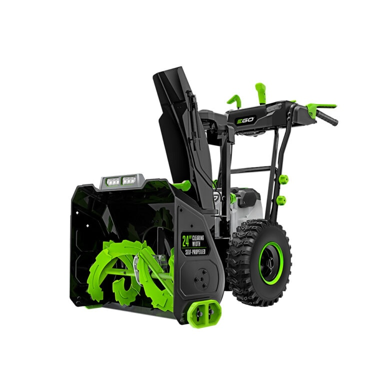 Ego Power+ 24 In. Self-Propelled 2-Stage Snow Blower