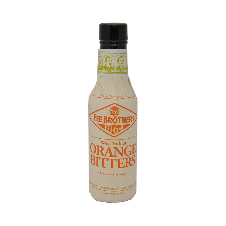Fee Brothers  – West Indian Orange Cocktail Bitters