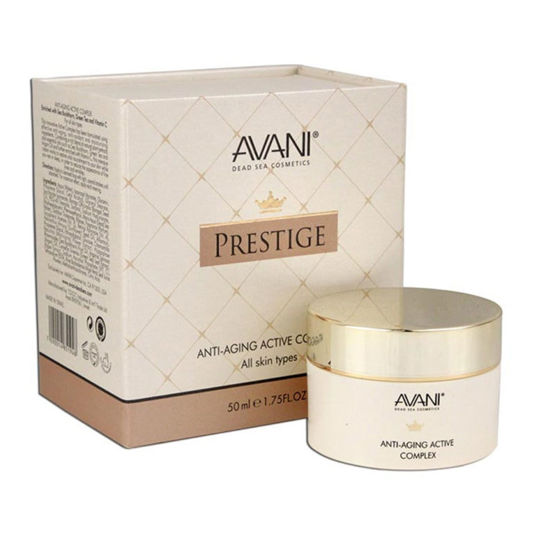 Anti-aging active complex