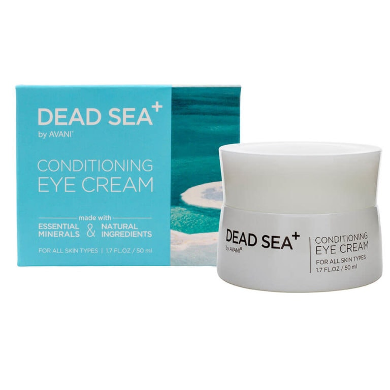 Conditioning eye cream