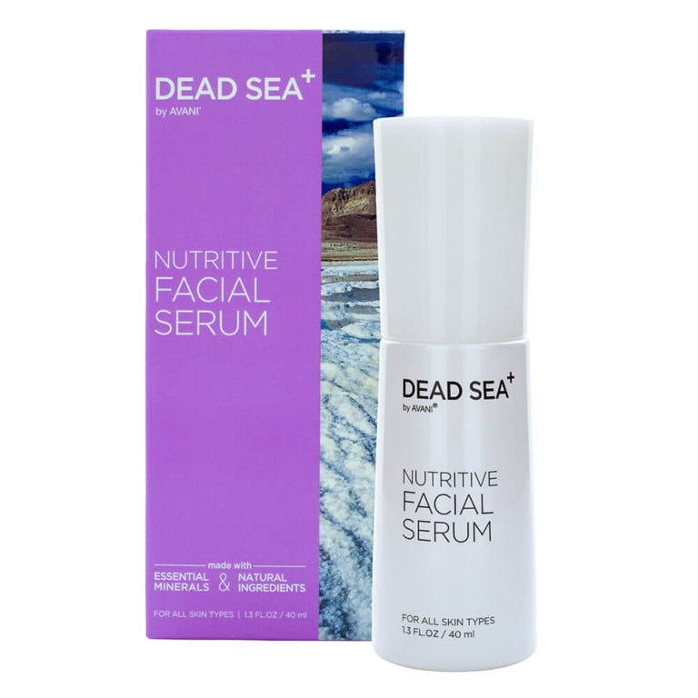 Nutritive facial serum