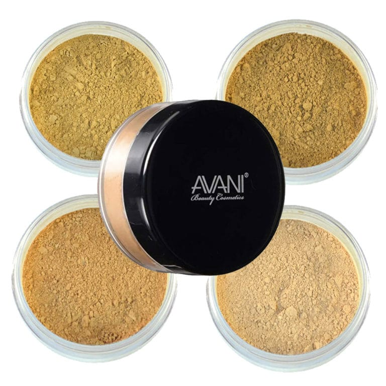 Mineral Foundation Powder