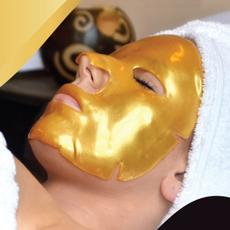 Gold Mask