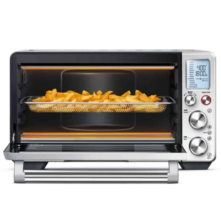 image of Breville Smart Oven Air Fry Convection Countertop Oven BOV900SS