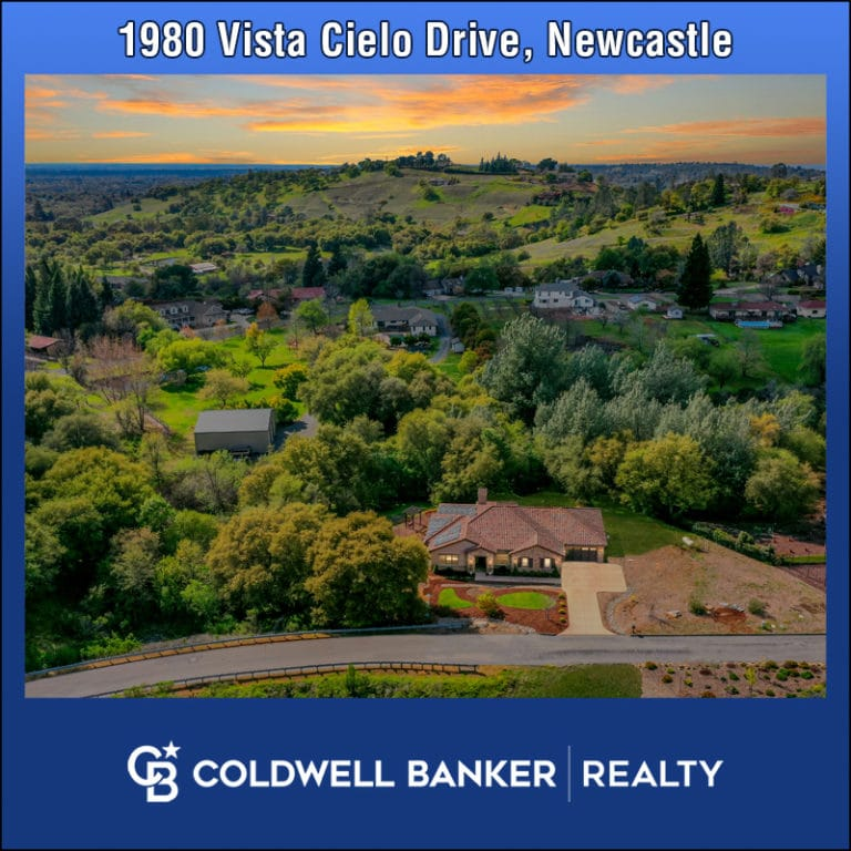 1980 Vista Cielo Drive Newcastle Home for Sale