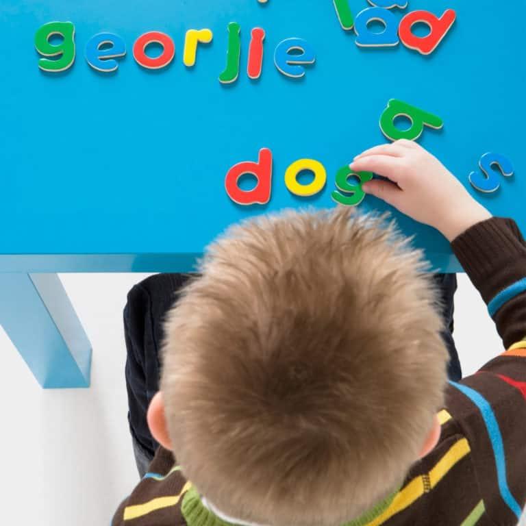 Multisensory Spelling Strategies for Spelling Lists
