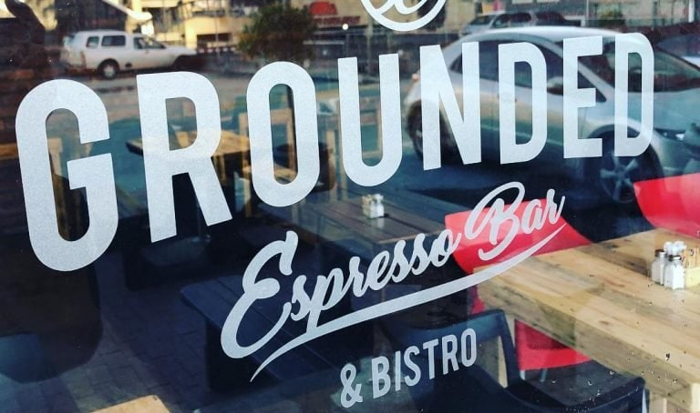 New Coffee Shop: Grounded Espresso Bar & Bistro