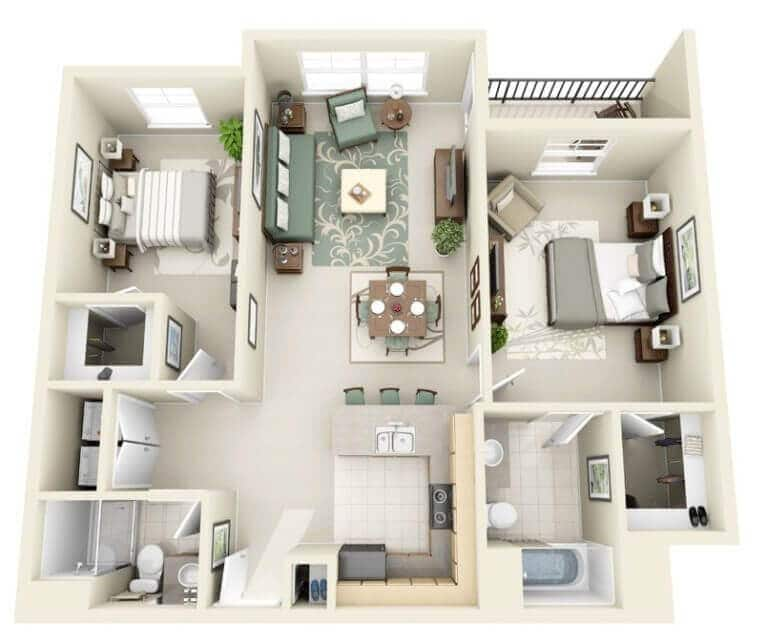 barndominium floor plans with loft