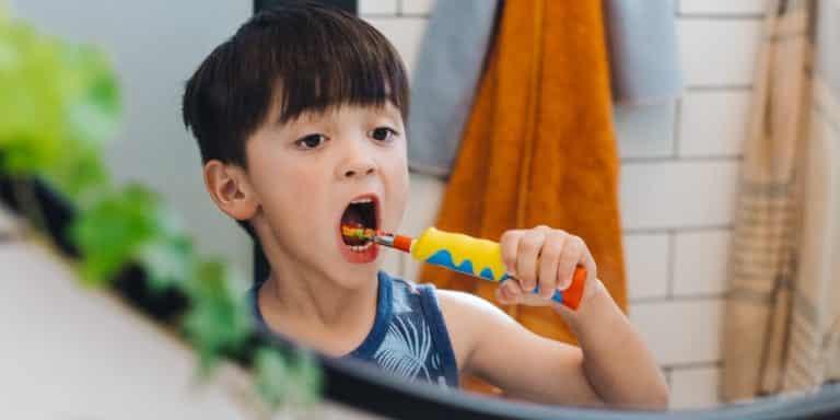 cepillos dientes niños