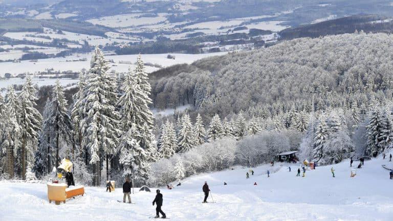 Wintersport und weitere Aktivitäten