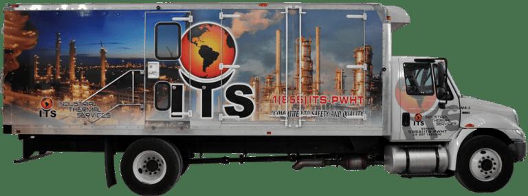 Heat Treatment Vehicle