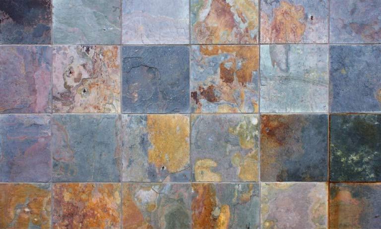 С помощью микроцемента и добавок можно добиться различных оттенков поверхности