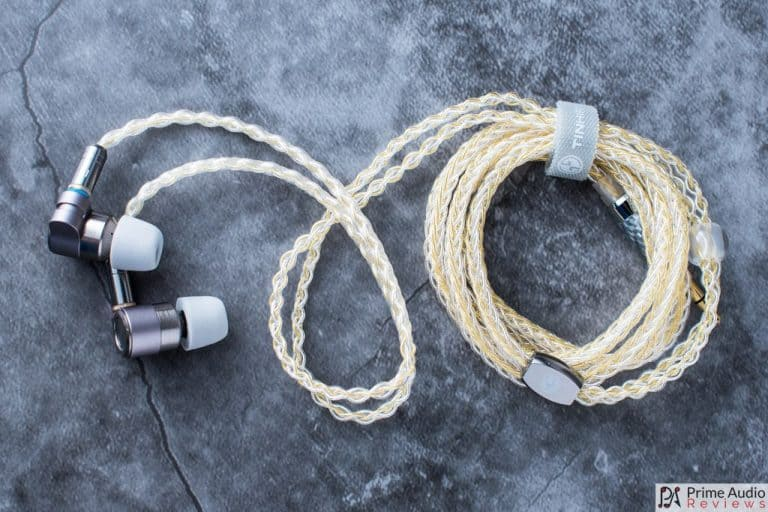 Tin Audio T3 featured stretched out cable