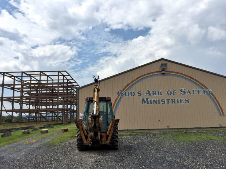 the ark in maryland