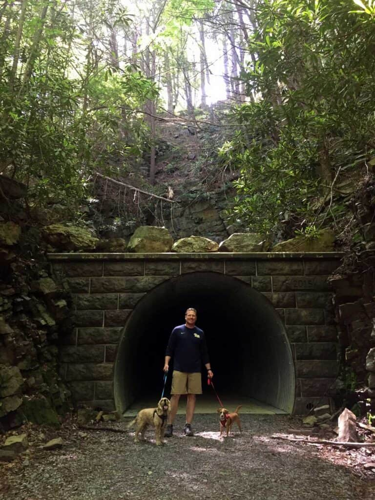 russ poe tunnel