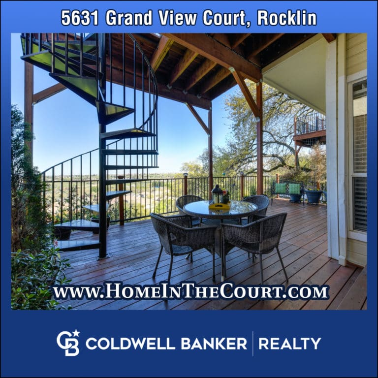 5631 Grand View Ct Rocklin Home for Sale