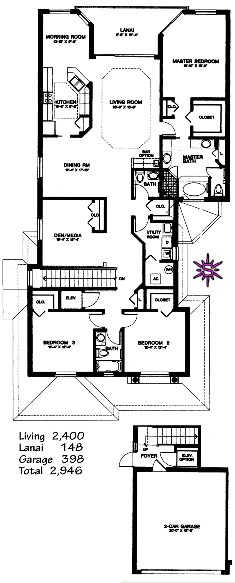 Crescent Floor Plans 3