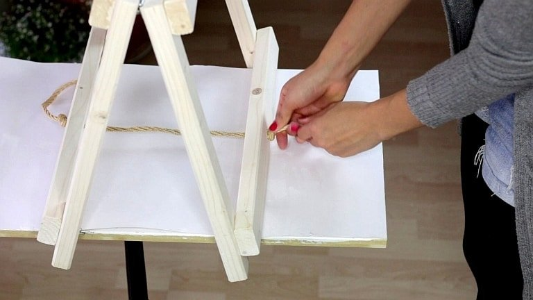 Klappbock bauen