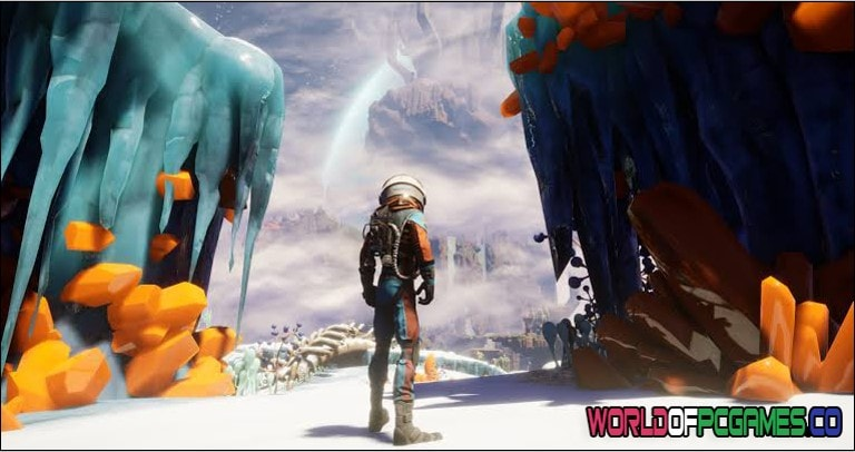 Journey To The Savage Planet Free Download PC Game By Worldofpcgames.co