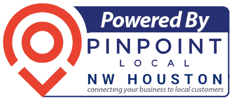 pinpoint local nw houston logo