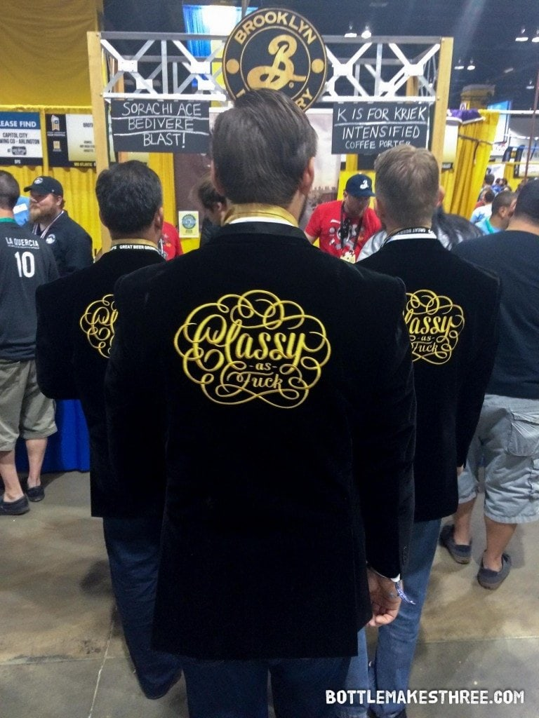 Experience everything the Great American Beer Festival (GABF) has to offer. Hint: It's more than just drinking beer.   BottleMakesThree.com