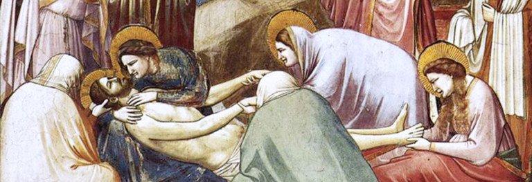 L'immagine della Pietà, da Giotto all'Arte Contemporanea